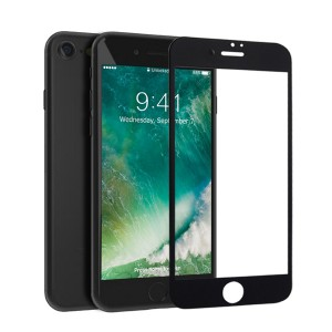 3D full cover screen protector tempered glass for iPhone model