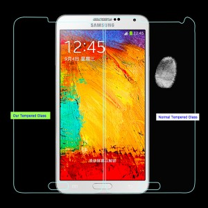 Anti-bacterial Smart Phone Tempered glass screen protector